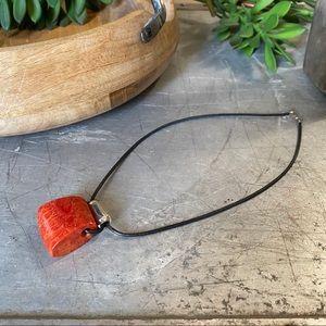 Silpada the Cardinal Rule necklace N0965
